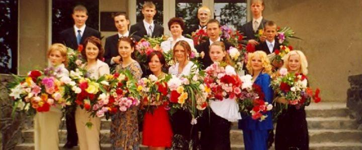 2003. gada absolventi