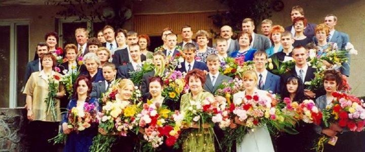 2001. gada absolventi