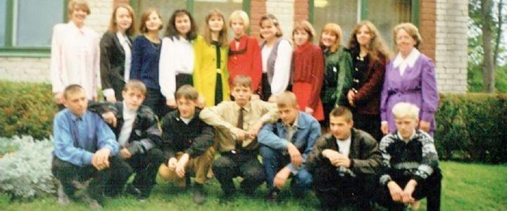 1999. gada absolventi