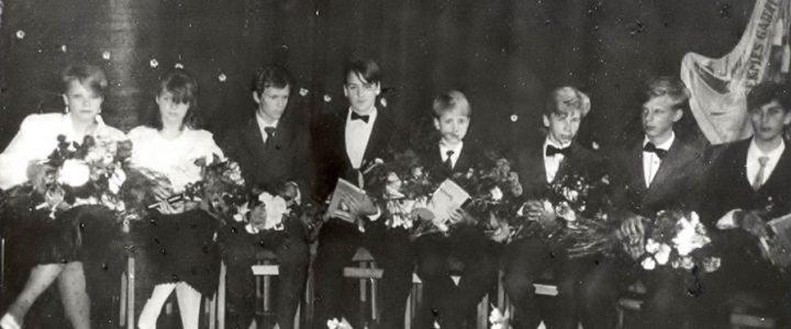 1993. gada absolventi