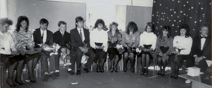 1991. gada absolventi