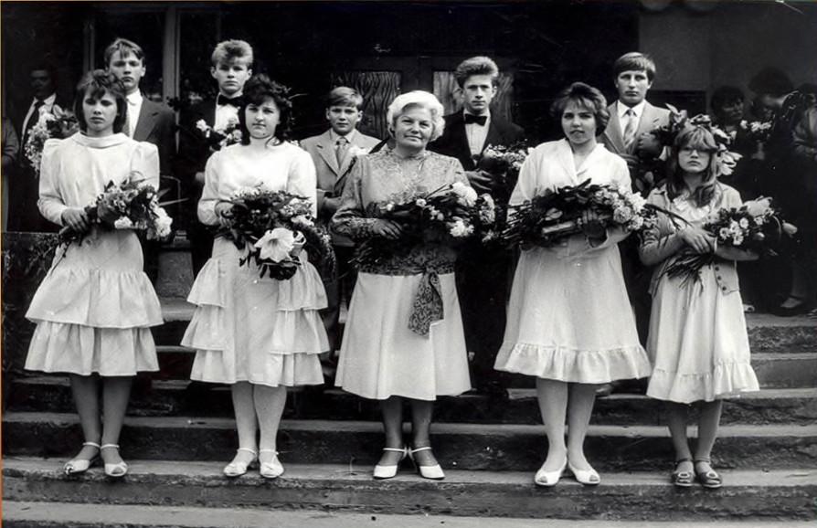 1990. gada absolventi