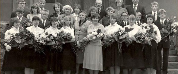 1986. gada absolventi