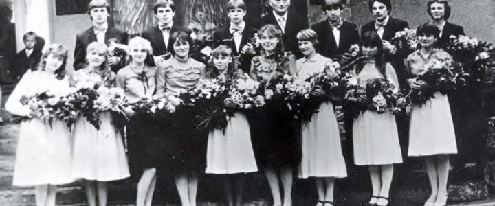 1984. gada absolventi