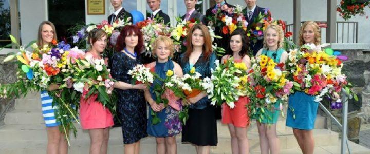 2012. gada absolventi