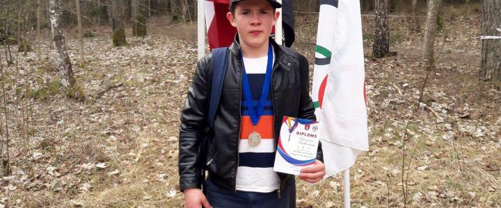 24. aprīlī notika Kuldīgas novada skolēnu olimpiāde Pavasara krosā
